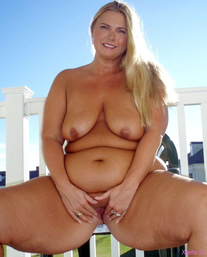 фото голых мощных толстых баб