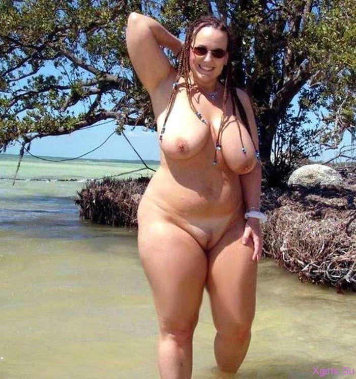 фото голых красивых толстушек девушек