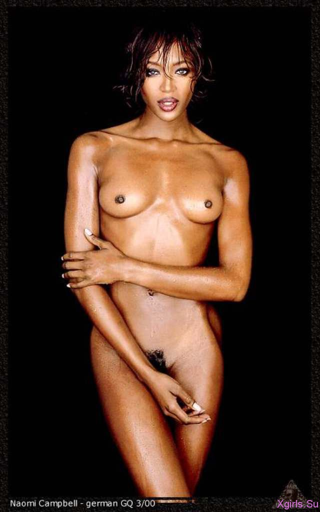 Когда Naomi Campbell было 15 лет, она попалась на