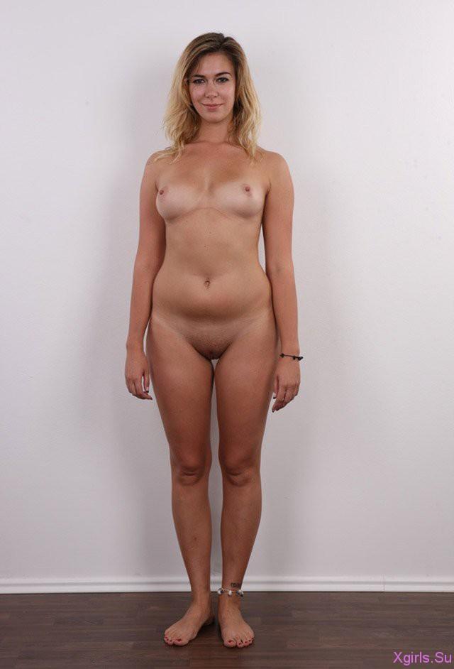 фото голые кастинг