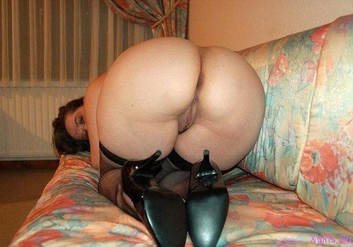 Порно фото любительские толстая попа