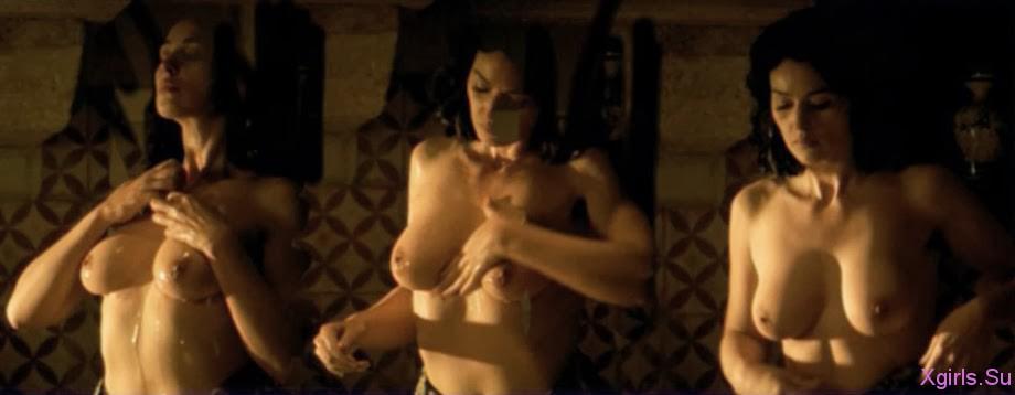 Monica bellucci hot pics delete scene
